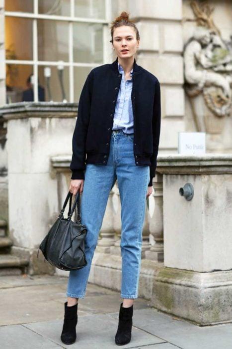 pantalones botines