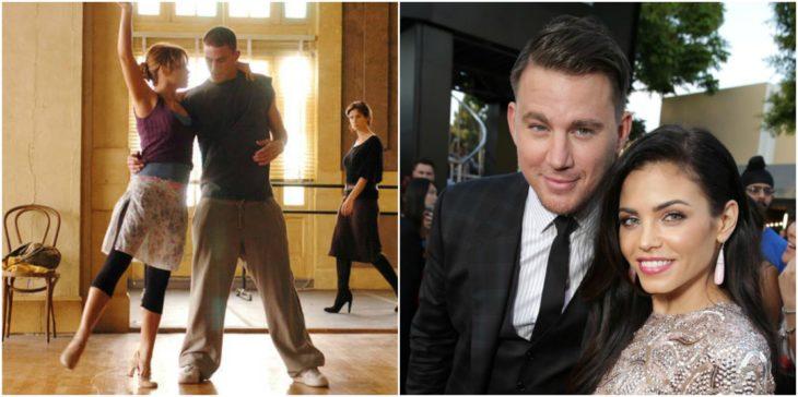 3. Channing Tatum y Jenna Dewan