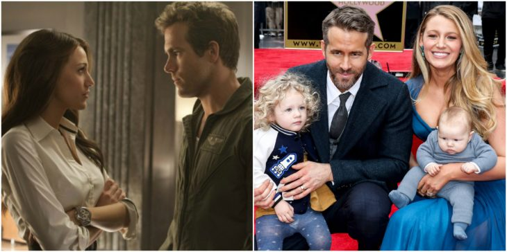 5. Ryan Reynolds y Blake Lively