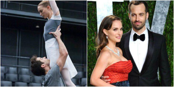 Natalie Portman y Benjamin Millepied