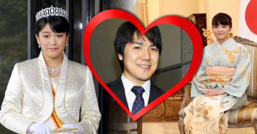 Princesa japonesa renuncia al título real y a la corona por amor: se casará con un 'plebeyo'