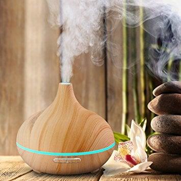 Difusor de aromaterapia