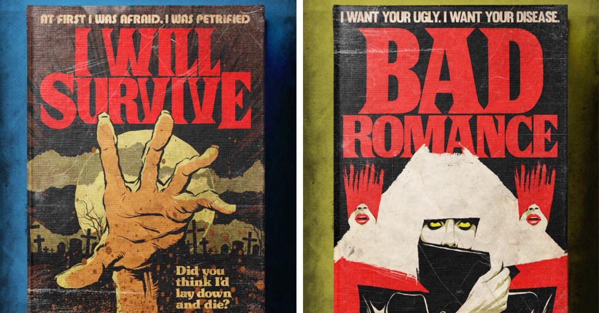 Stephen King y sus portadas con canciones de desamor