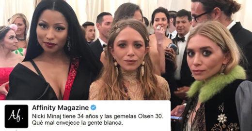 El drástico cambio de las gemelas Olsen las hizo ser víctima del racismo