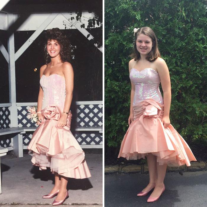 Vestidos de graduacion mama