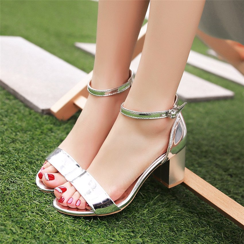 zapatos zapatos plateado plateado zapatos color tacon color color de tacon plateado de de qSO1rqA