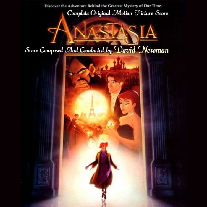 anastasia soundtrack