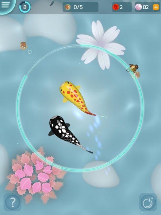 zen koi game