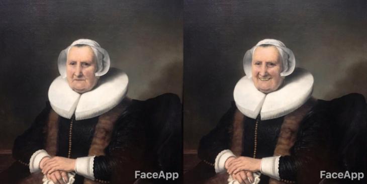 arte con faceapp 2