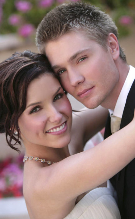 Chad Murray y Sophia Bush