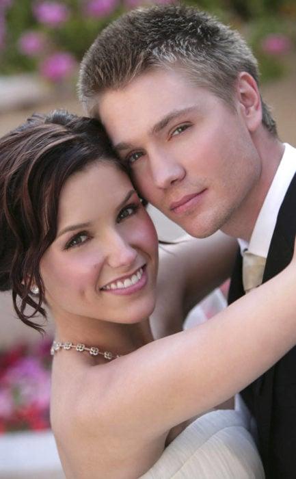 Chad Murray y Sophia Bush