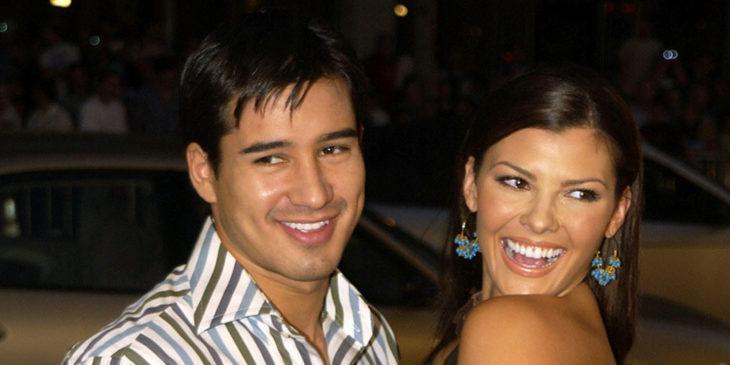 Mario Lopez y Ali Landry