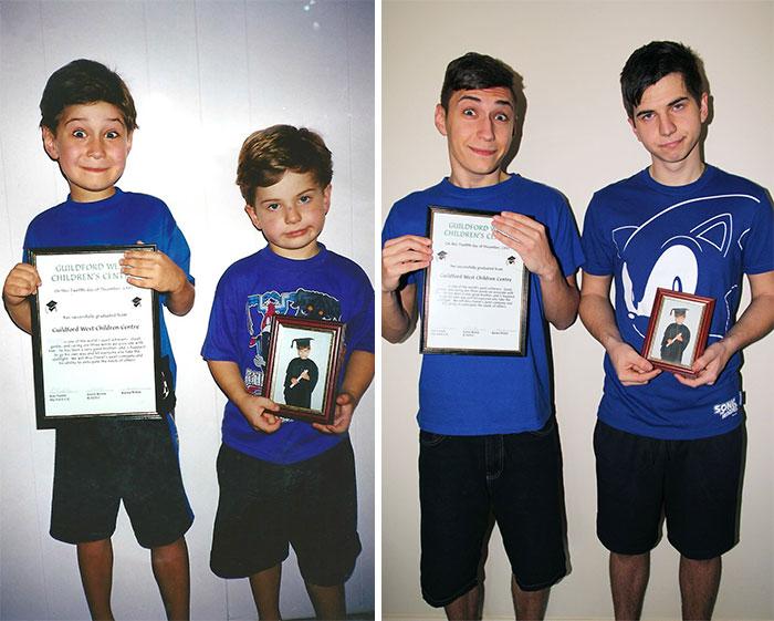 hermanos premios