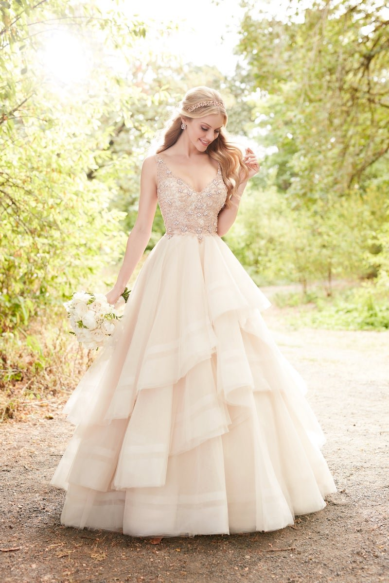 Vestidos de novia para viudas