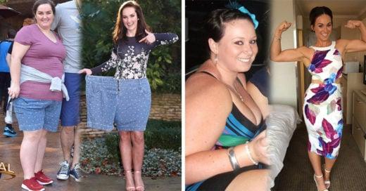 15 Chicas que se despidieron de su sobrepeso de una manera increíble