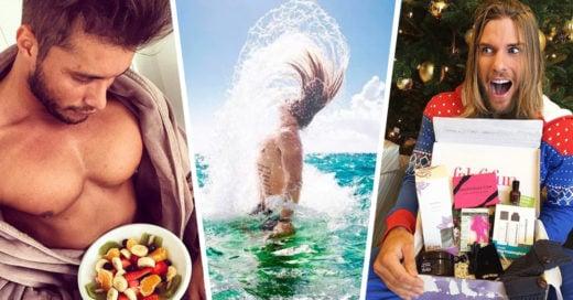 16 Divertidas imágenes de 'hombres imitando a chicas en Instagram', parte IV