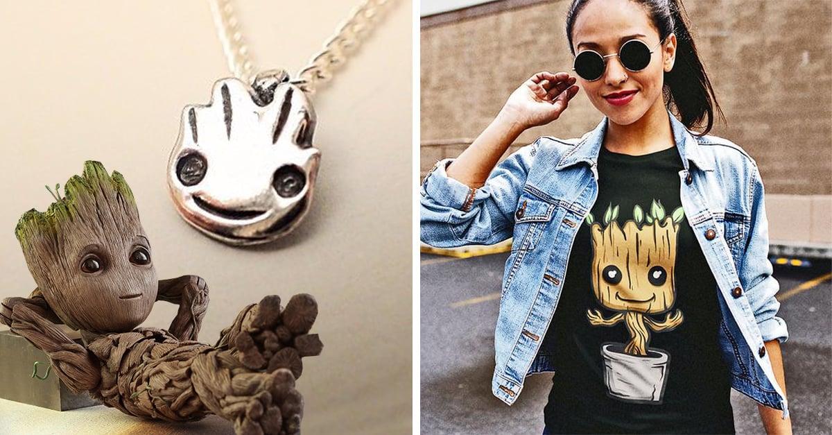 10 Artículos que querrás tener si amas a Baby Groot