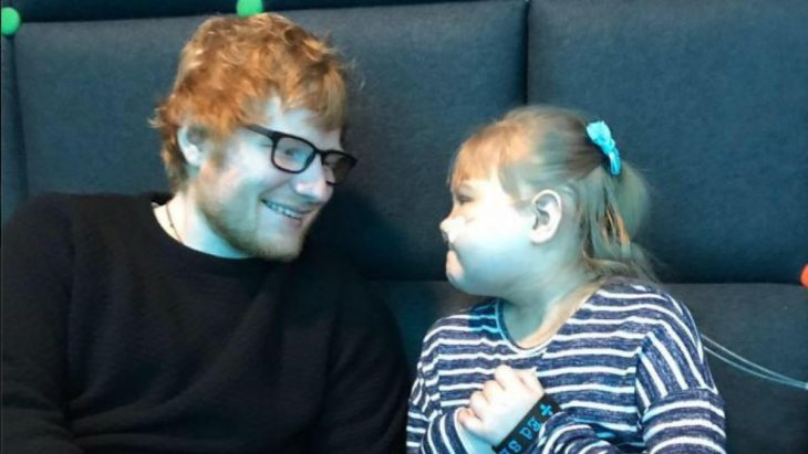 ed sheeran con melody 1