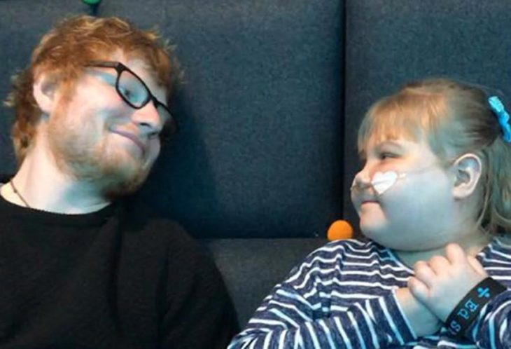 ed sheeran con melody 2
