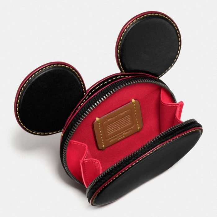 cartera de mickey mouse