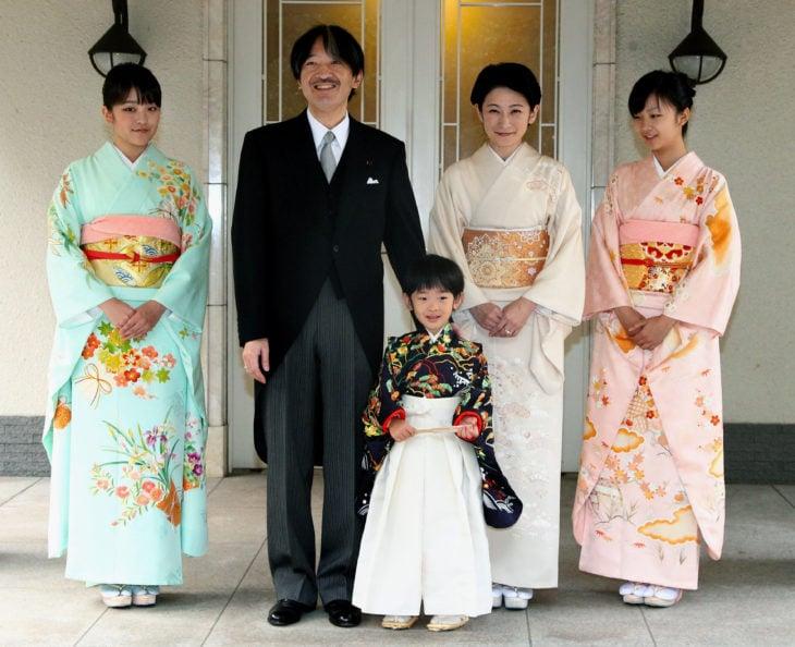 familia real japonesa 1
