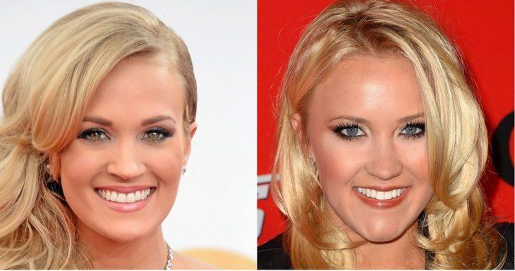 famosos que son identicos