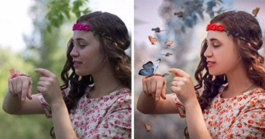 15 Increibles fotos antes y después del photoshop