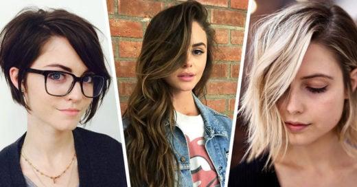Esto es lo que el largo de tu cabello revela de tu personalidad
