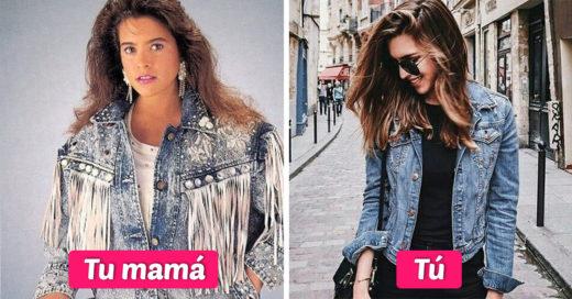 13 Lecciones de modas que solo pudiste aprender de tu mamá