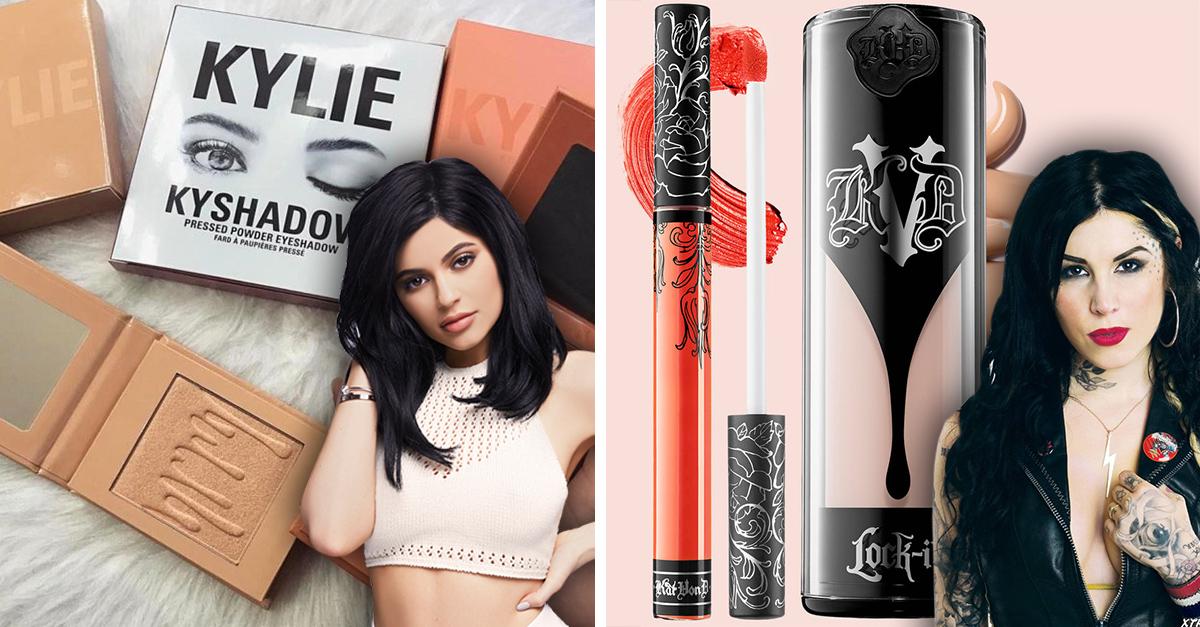 10 Marcas de cosméticos creadas por mujeres para mujeres