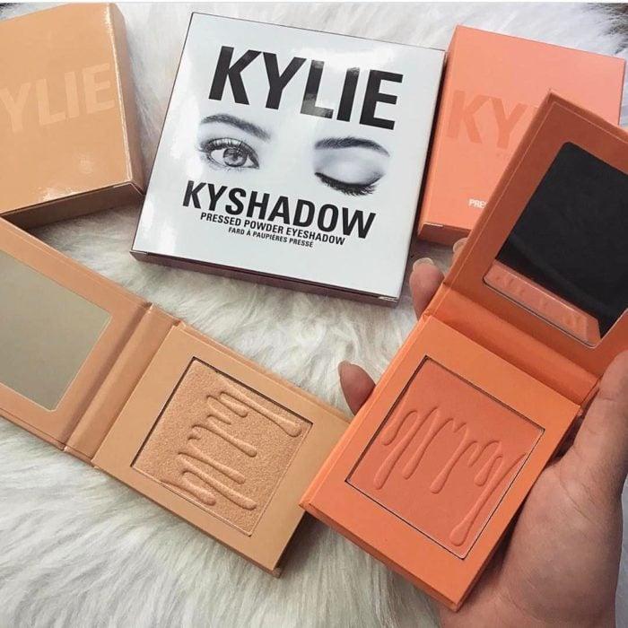 Sombras de Kylie Jenner
