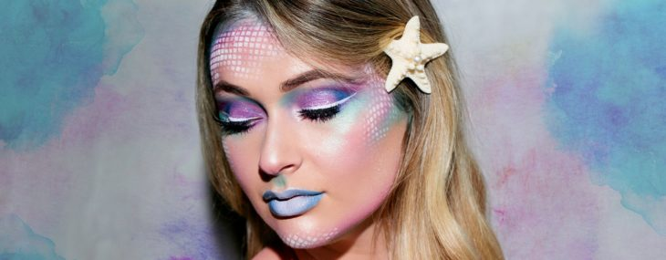 makeup mermaid