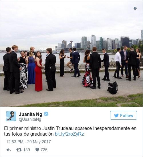 ministro canada graduación