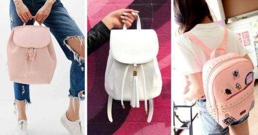 15 Estilos de mochilas para cuando viajas con muchas cosas