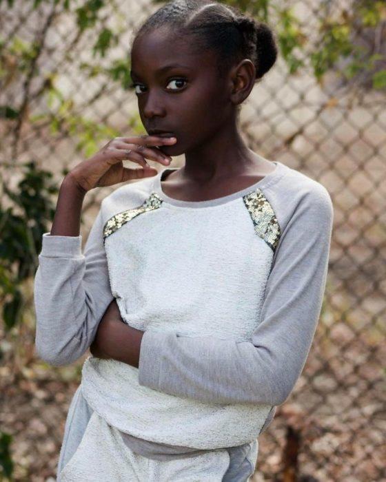 niña hermosa piel 2