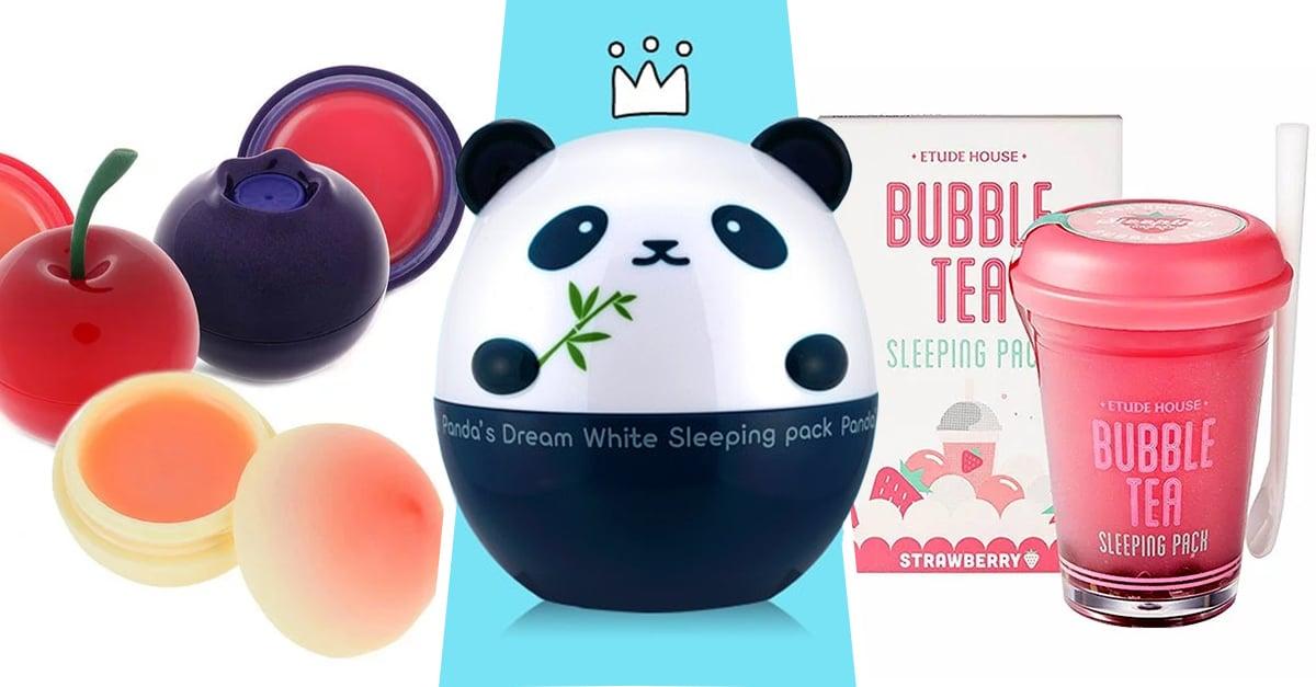 15 Productos de belleza coreanos 'super cute' que morirás por tenerlos
