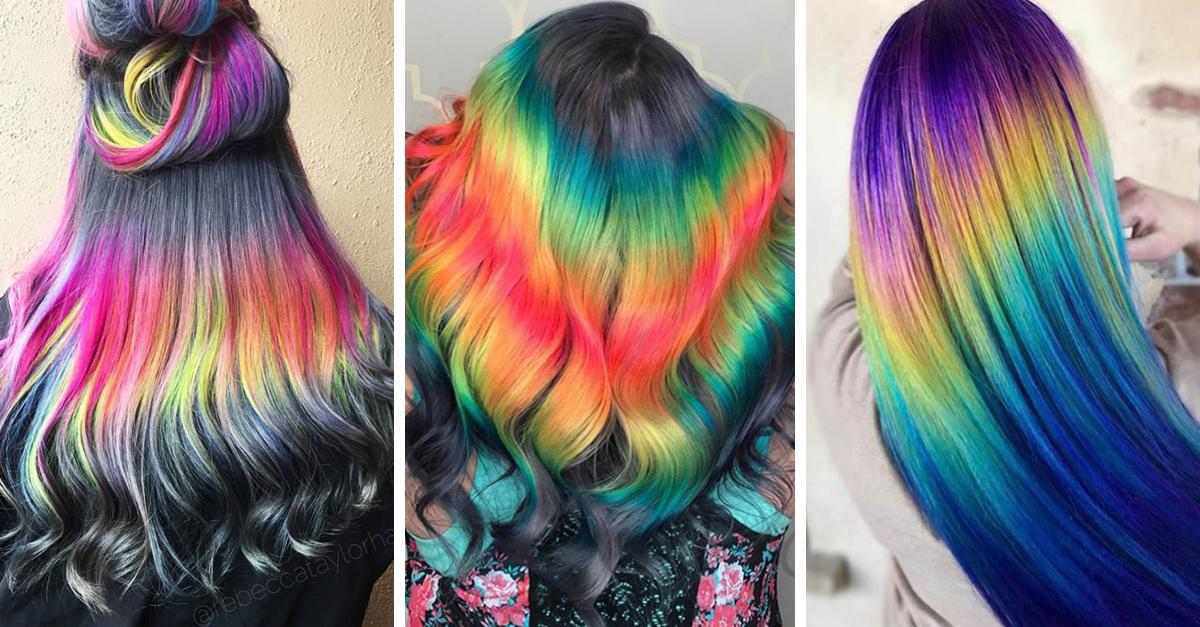 'Shine Line', la nueva tendencia que hará explotar tu cabello de color