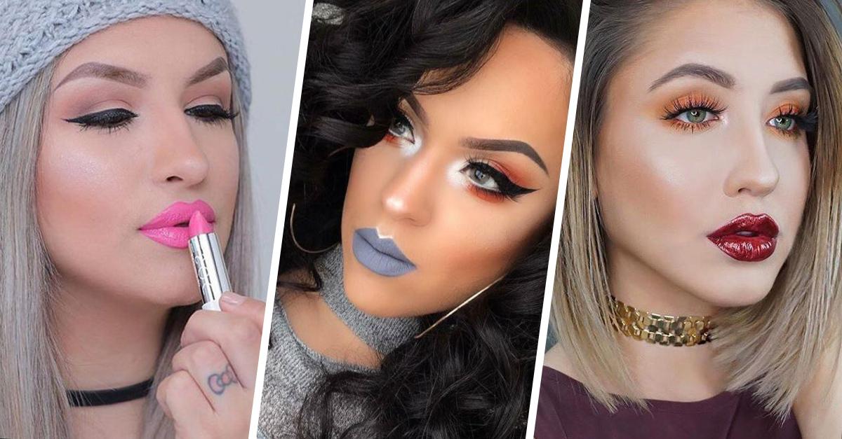 15 Colores de lápiz labial que te encantarán