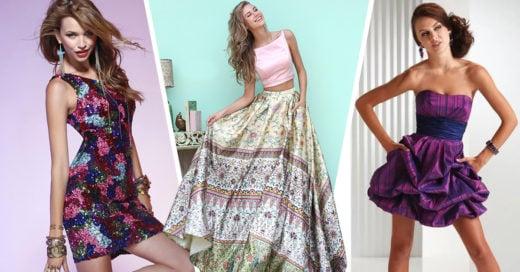 20 Diseños de vestidos de graduación para chicas que buscan algo diferente