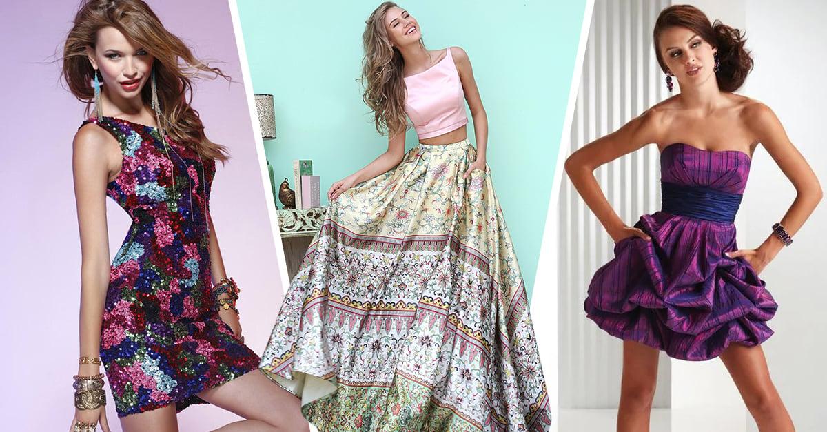 20 Diseños De Vestidos De Graduación Para Chicas Diferentes