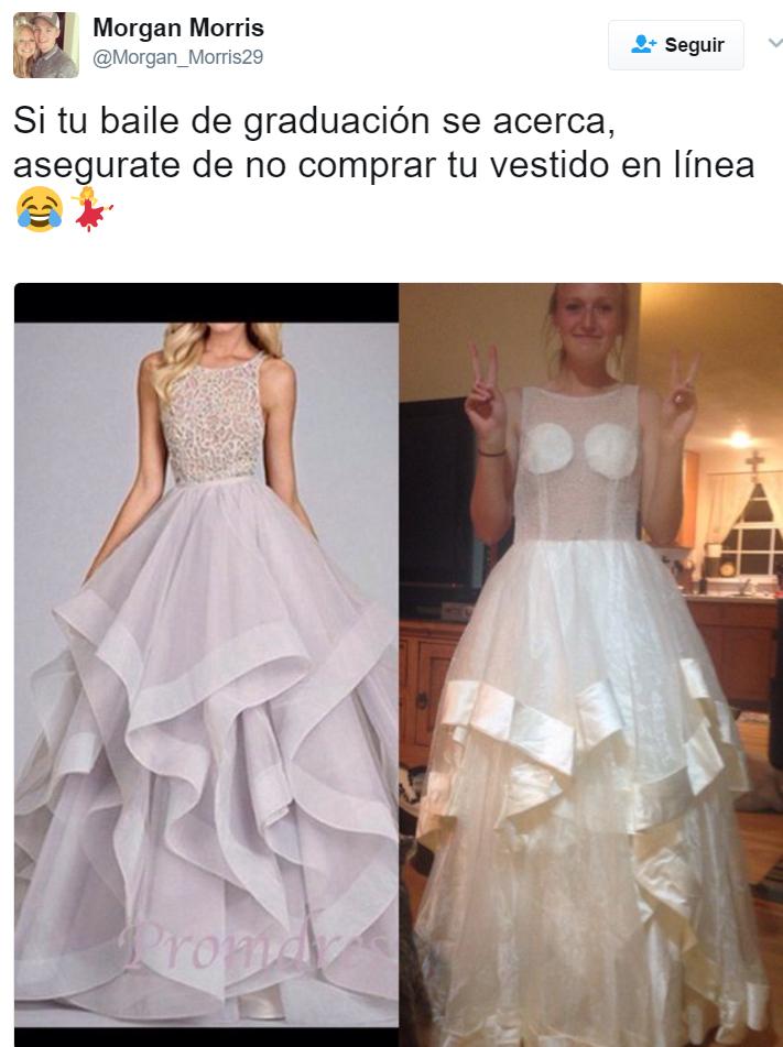 651578965 15 Vestidos comprados en línea que son una verdadera estafa