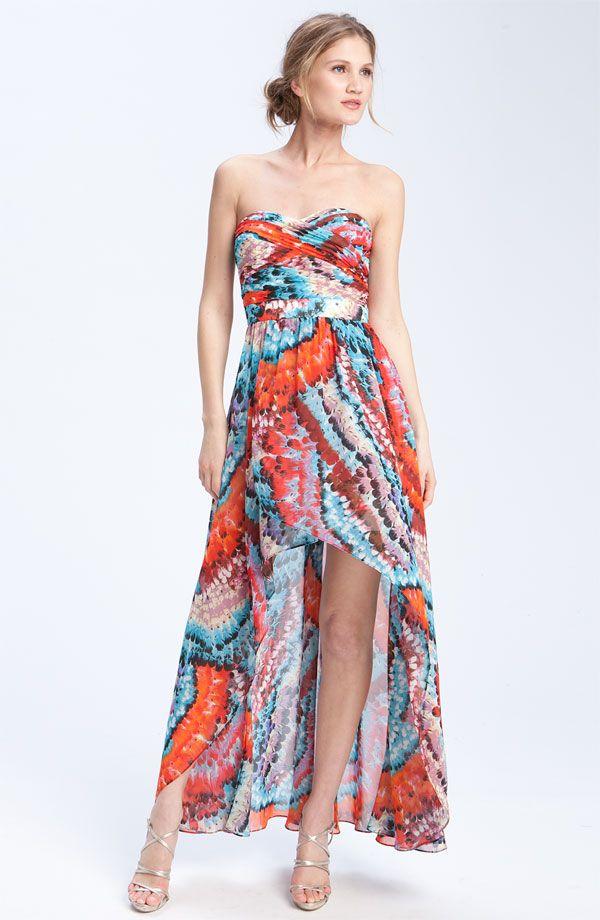 Vestidos largos para boda playa