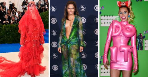 10 vestidos que causaron controversia en las alfombras rojas