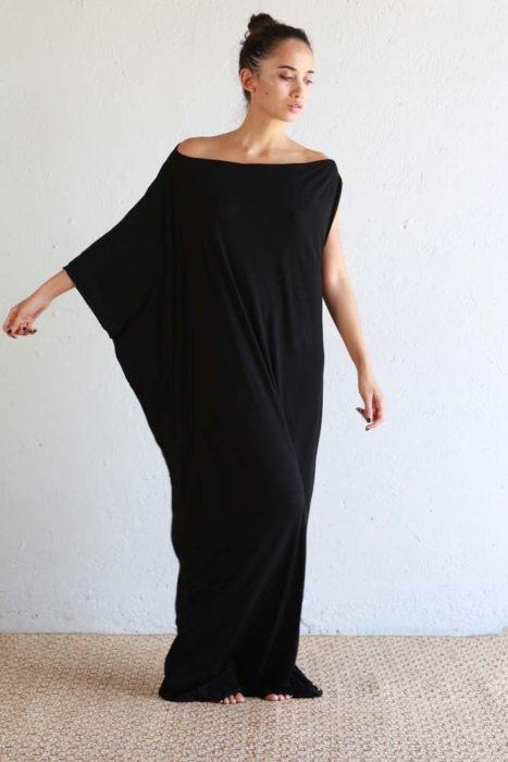 vestidos sin hombros 10