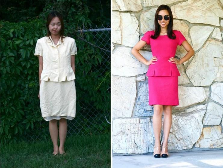 vestidos viejos a nuevos 1