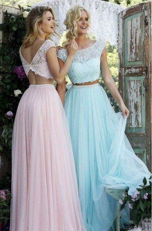 Vestidos para una boda vintage
