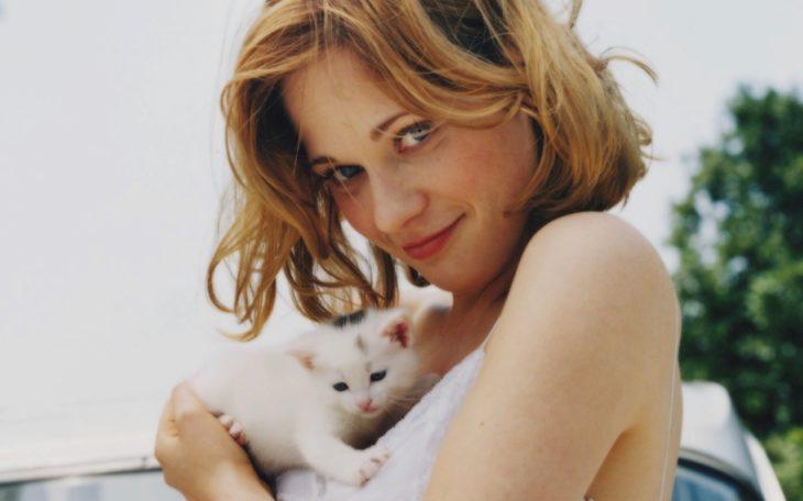 veterinaria busca cuidar gatos