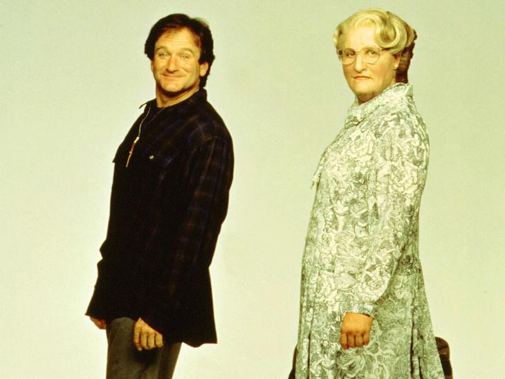 Robin Williams papa por siempre