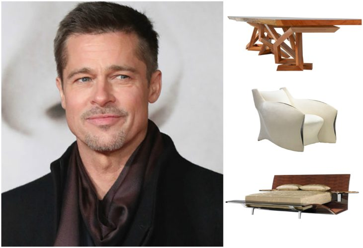 Brad Pitt Furniture
