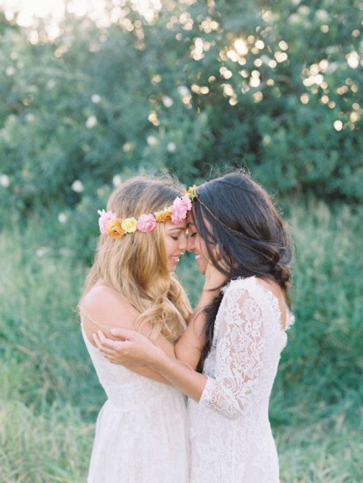 bodas lgbt pareja de chicas
